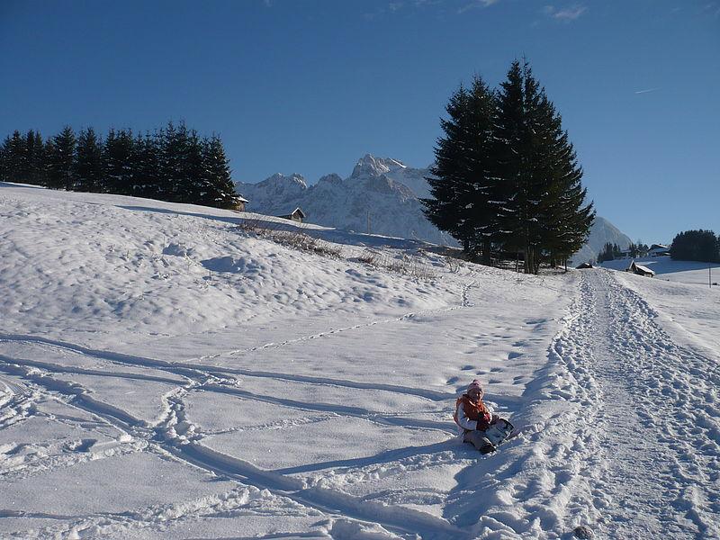 Ferienhaus Mühlradl   Winter